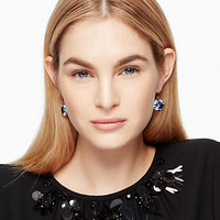 shine on french wire drop earrings
