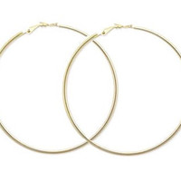 Go-To Hoops - Gold