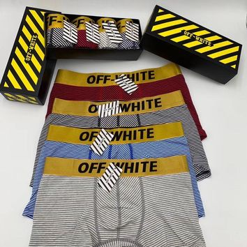OFF WHITE Underwear Mens
