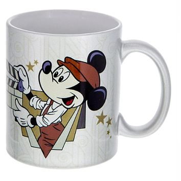 disney parks mickey mouse director hollywood studios ceramic coffee mug new