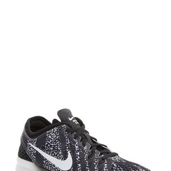 Women's Nike 'Free 5.0 TR Fit 5 Print' Training Shoe,