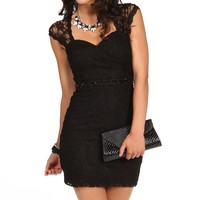 Sale-lace Short Dress