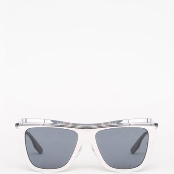 Shield Sunglasses in Ruthenium Grey