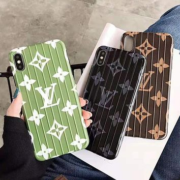 LV Louis Vuitton GIVENCHY FILA KENZO iPhone Phone Cover Case For iphone 6 6s 6plus 6s-plus 7 7plus iPhone X XR XS XS MAX