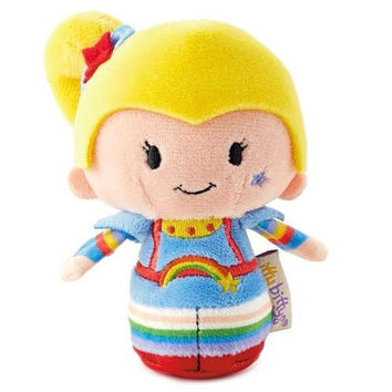 Classic Rainbow Brite itty bittys Stuffed Animal