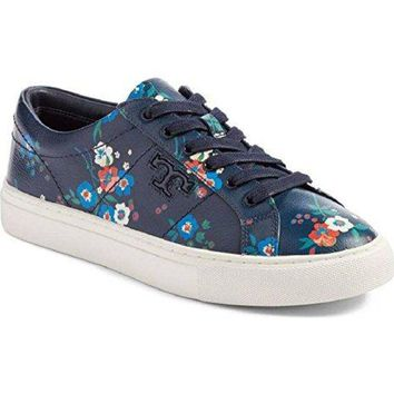 LMF3DS Tory Burch Amalia Floral Sneaker 6