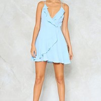 Set in Motion Mini Dress