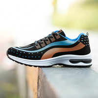 Mens Edgy Running Shoes