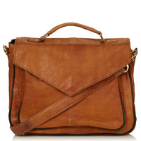 Vintage Leather Satchel - Bags & Purses - Bags & Accessories - Topshop