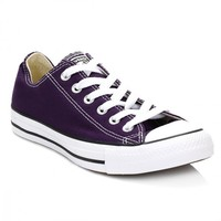 Converse All Star Eggplant Peel Ox Trainers