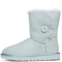 UGG Australia Bailey Button II Women's Iceberg Metallic Boot