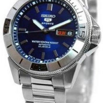 Seiko SNZE07 Men's Sports 5 Automatic Watch