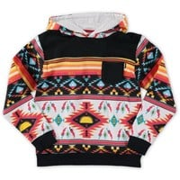 Neff Boys Taco Tribal Pocket Hoodie
