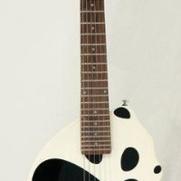 "31"" Electric Panda Guitar W/ Amplifier Case Pack 6"