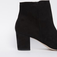 ASOS READ MY LIPS Ankle Boots