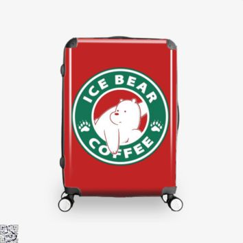 Ice Bear Coffee, We Bare Bears Suitcase