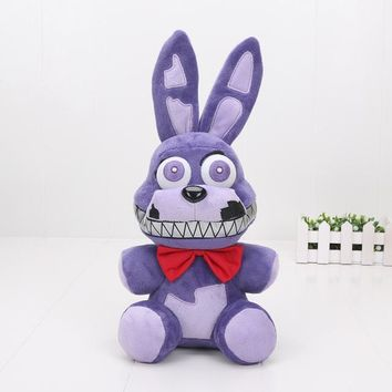 "10"" Five Nights At Freddy's Nightmare Bonnie Plush"