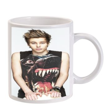 Gift Mugs | Luke Hemming's Punk 5 SOS Ceramic Coffee Mugs