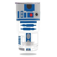 Protective Vinyl Skin Decal for YETI 20 oz Rambler Tumbler wrap cover sticker skins R2D2 DECAL ONLY