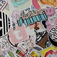 Tumblr Assorted Stickers