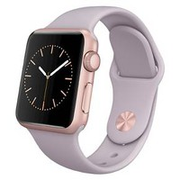 Apple® Watch 38mm Rose Gold Aluminum Case with L... : Target