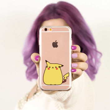 iPhone 5 Case iPhone 6s Case iPhone 6s Plus Case Pokemon Go iPhone 6 Case Pikachu iPhone 5s Case iPhone Hard Case iPhone 6 Protective 040
