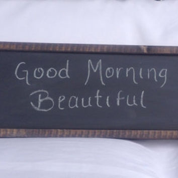 Rustic Chalkboard serving tray, wine tray, cheese board tray, taco bar