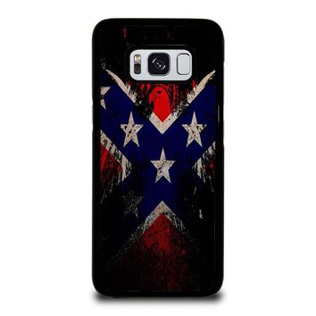 BROWNING REBEL FLAG Samsung Galaxy S8 Case Cover