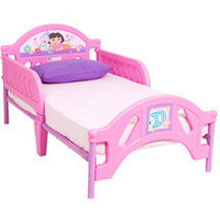 Nickelodeon Dora the Explorer Toddler Bed