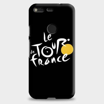 Le Tour De France Bicycle Bike Cycling Google Pixel XL 2 Case | casescraft