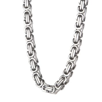 8mm Large Byzantine Chain