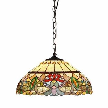 Classy Styled Fancy Ceiling Pendant Fixture by Chloe Lighting