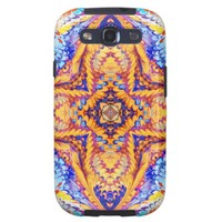 Samsung Galaxy S3 Vibe Case Kaleidoscope Galaxy S3 Cases from Zazzle.com