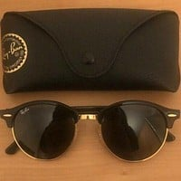 mens ray ban clubmaster sunglasses