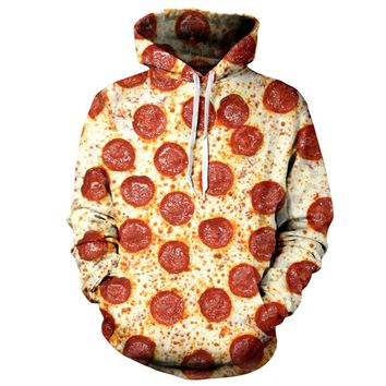 Delicious Perfect PIZZA Hoodie