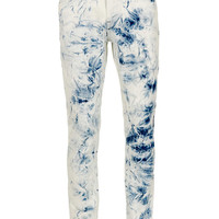 Bleach Wash Vintage Skinny Jeans - New In - TOPMAN USA