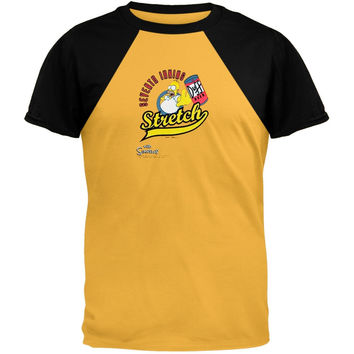 Simpsons - Homer 7th Inning Jersey T-Shirt