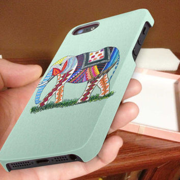 aztec, hipster, elephant 3D iPhone Cases for iPhone 4,iPhone 4s,iPhone 5,iPhone 5s,iPhone 5c,Samsung Galaxy s3,samsung Galaxy s4