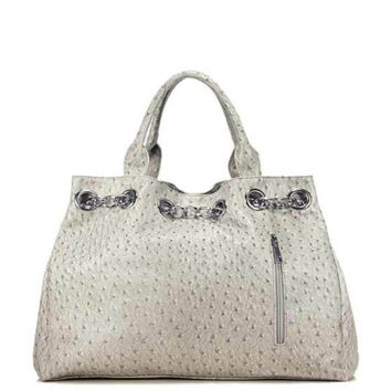 Nicole Urban Moxy Winter White Concealed Carry Purse Handbag