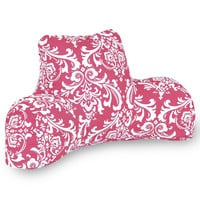 Hot Pink French Quarter Reading Pillow