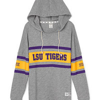 Louisiana State University Varsity Pullover Hoodie - PINK - Victoria's Secret