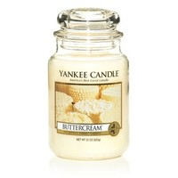 Buttercream® : Large Jar Candles : Yankee Candle