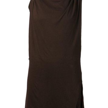 ONETOW Rick Owens DRKSHDW draped top