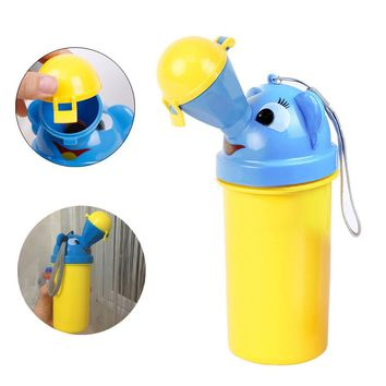 Portable Creative Potty Babies For Outside Travel Children's Potty Toilet Baby Care Tools Urinal For Boys Girls