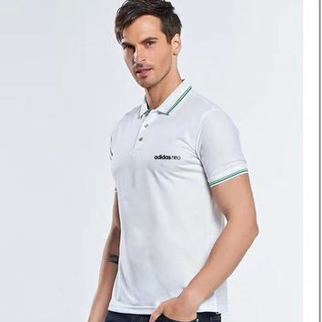 """Adidas"" summer couple POLO shirt"