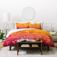 Lisa Argyropoulos Autumn Rising Duvet Cover
