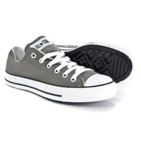 """Converse"" Fashion Canvas Flats Sneakers Sport Shoes gray"