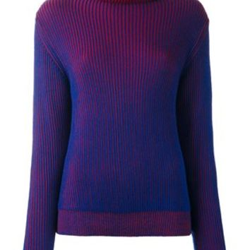 Miahatami Ribbed Gradient Jumper - Wise Boutique - Farfetch.com