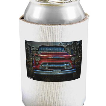 Vintage Truck Can / Bottle Insulator Coolers by TooLoud