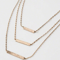 Womens Delicate Necklace | Womens Clearance | Abercrombie.com